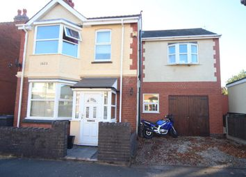Thumbnail 4 bed detached house for sale in Highfields Road, Hinckley