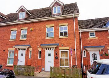 Thumbnail 3 bed terraced house for sale in Woodheys Park, Hull