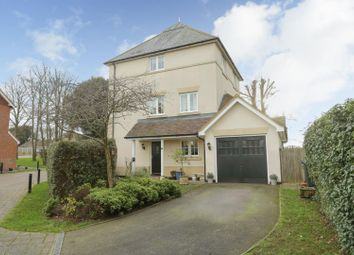 Thumbnail 4 bed detached house for sale in College Gardens, Westgate-On-Sea