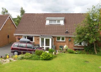 Thumbnail 3 bed detached bungalow for sale in Ruspidge Road, Ruspidge, Cinderford