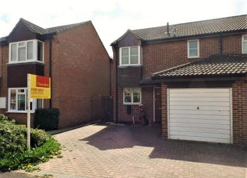 Thumbnail 3 bed semi-detached house for sale in Isis Avenue, Bicester