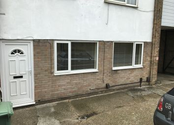 Thumbnail 1 bedroom flat for sale in 39 Risborough Lane, Folkestone, Kent United Kingdom