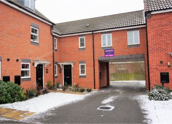 Thumbnail 3 bed terraced house for sale in Gough Grove, Nottingham