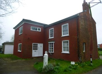 Thumbnail 3 bed detached house to rent in Heapham, Gainsborough