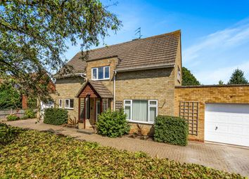 Thumbnail 3 bed detached house for sale in Mountford Close, Wellesbourne, Warwick