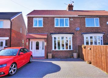 3 bed semi-detached house for sale in Buttermere Road, Stockton-On-Tees TS18