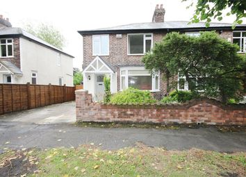 Thumbnail 3 bedroom semi-detached house to rent in Flers Avenue, Warrington