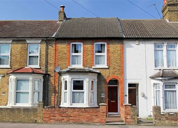 Thumbnail 4 bedroom terraced house for sale in Park Road, Sittingbourne, Kent
