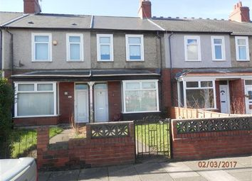 Thumbnail 3 bed terraced house for sale in Weardale Avenue, Walker, Newcastle Upon Tyne