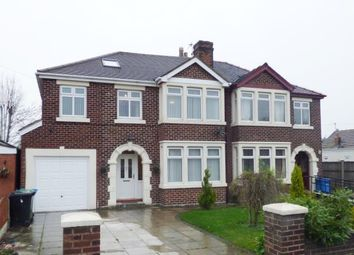 Thumbnail 5 bed semi-detached house for sale in Liverpool Road, Great Sankey, Warrington, Cheshire
