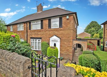 Thumbnail 3 bed semi-detached house for sale in Woodborough Road, Mapperley, Nottingham