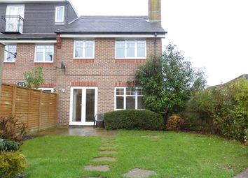 Thumbnail 3 bed semi-detached house to rent in Upfield, Horley