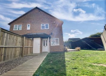 Thumbnail 1 bed town house for sale in St. Columba Way, Syston, 1