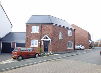 Thumbnail 3 bed detached house for sale in Brampton Grange Drive, Daventry