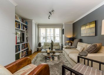 Thumbnail 3 bed flat for sale in Kinnoul Road, Barons Court