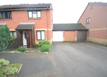 Thumbnail 2 bed semi-detached house to rent in Bolwell Close, Twyford, Reading