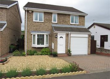 Thumbnail 4 bed detached house for sale in Romsey Grove, Lemington Rise