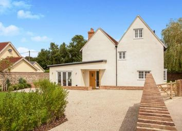 Thumbnail 5 bed detached house for sale in Shudy Camps, Cambridgeshire
