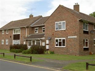 Thumbnail 2 bed flat to rent in Sidbury Circular Road, Tidworth