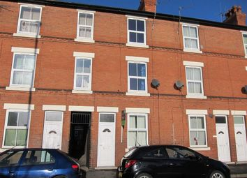 Thumbnail 3 bed terraced house to rent in Bathley Street, The Meadows, Nottingham