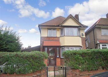 Thumbnail 3 bed detached house for sale in Leadale Avenue, London