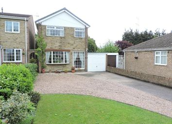 Thumbnail 3 bed detached house for sale in Eastfield Crescent, Staincross, Barnsley