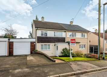 Thumbnail 3 bed semi-detached house for sale in Curlew Hill, Cannock
