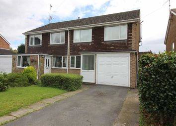 Thumbnail 3 bedroom semi-detached house for sale in Tivoli Gardens, Derby