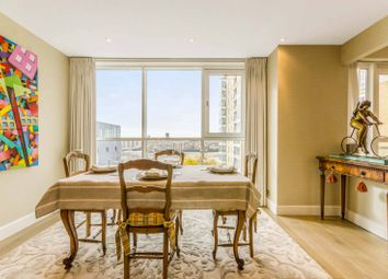 3 bed flat for sale in Westferry Circus, Canary Wharf, London E14