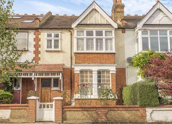 3 bed terraced house for sale in Woodstock Avenue, London W13