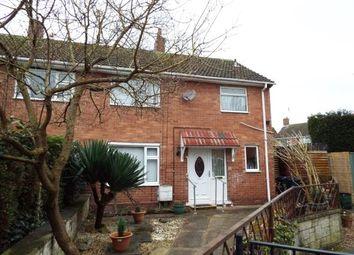 Thumbnail 3 bed semi-detached house for sale in Grimesmoor Road, Calverton, Nottingham