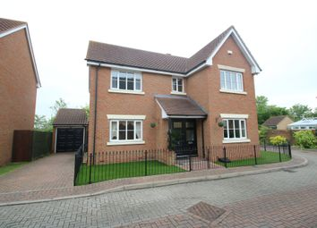 Thumbnail 4 bed detached house for sale in Nelson Road, Ashingdon, Rochford