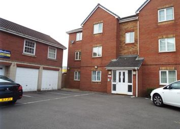 Thumbnail 2 bed flat for sale in Beaufort Square, Cardiff