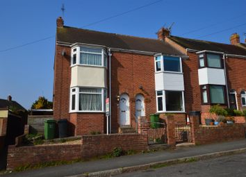 Thumbnail 3 bed semi-detached house for sale in St. Katherines Road, Exeter