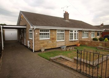 Thumbnail 2 bed bungalow for sale in Ashfield Close, Armthorpe, Doncaster