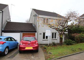 Thumbnail 4 bed link-detached house to rent in Macandrew Walk, Ivybridge
