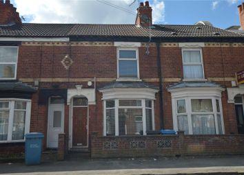 3 bed terraced house for sale in Tavistock Street, Hull HU5