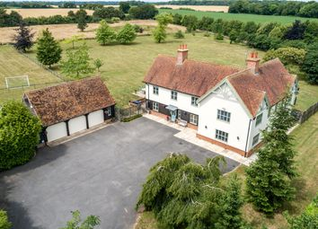Thumbnail 6 bed property for sale in Marks Hall Lane, White Roding, Dunmow, Essex