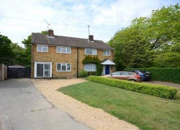 Thumbnail 3 bedroom semi-detached house for sale in Haddon Drive, Woodley, Reading
