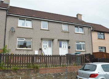 Thumbnail 3 bed terraced house for sale in Anderson Crescent, Queensieburn, Glasgow