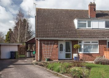 Thumbnail 2 bed semi-detached house for sale in St Annes Close, Brockworth, Gloucester