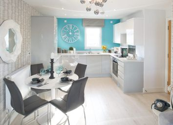 Thumbnail 3 bed flat for sale in Plot 64, Meridian Waterside, Southampton