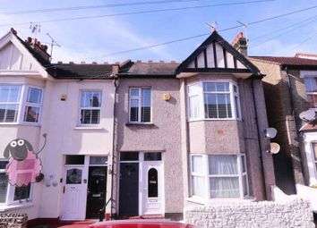 Thumbnail 3 bed flat for sale in Chinchilla Road, Southend-On-Sea