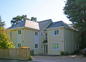 Thumbnail 2 bedroom flat for sale in Canford Crescent, Canford Cliffs, Poole, Dorset