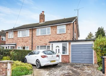 Thumbnail 3 bed semi-detached house for sale in Blenheim Close, Didcot