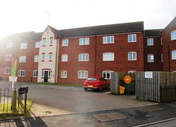 Thumbnail 3 bedroom flat for sale in Hobby Way, Cannock, Staffordshire