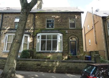 Thumbnail 4 bed end terrace house for sale in Spring Hill Road, Crookesmoor, Sheffield