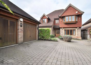 Thumbnail 4 bed detached house for sale in Cavendish Place, Bromley, Kent