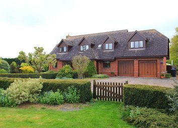 Thumbnail 5 bed detached house for sale in Great Fen Road, Soham, Ely, Cambridgeshire