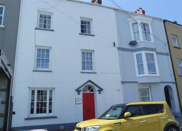 Thumbnail 3 bed town house for sale in Hill Street, Haverfordwest